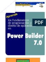 Aprenda Power Builder 7 0