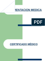Documentacion Medica