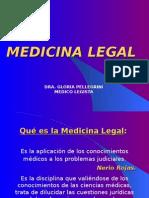 Medicina Legal II