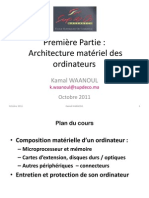 Architecture Et Protection Des Ordinateurs