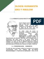 La PsicologIa Humanista. Rogers Maslow