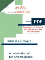 Groups & Communication
