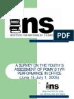 Gma Assessment July 05