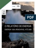relatorio da energia 2011 pela wwf