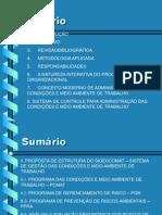 SIGESCOMAT - Sistema de Gestão das Condições e Meio Ambiente de Trabalho