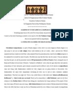 Microsoft Word - Glimpses Into Srivaishnava Samprad