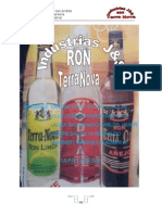 Proyecto Final de Marketing Ron Terranova