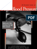 A Closer Look at High Blood Pressure