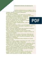 Código de ética profissional tecnico 1