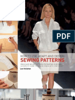 Adapt and Design Sewing Patterns