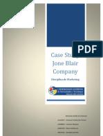Jone Blair Company Case Study
