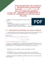 Representation Geometrique Complexe