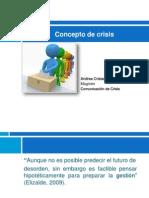 Definición de crisis (4)