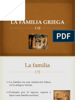 Expo de Planificacion La Familia Griega
