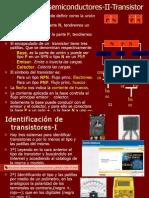 Transistores Identificacion