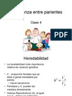Clase 5- Similitud Entre Parientes