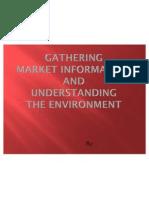 Chapter 3 Gathering Market Information