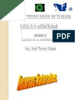 analisis - recursos naturales