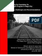 Social Housing Group Final Report