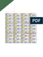 Formazioni Tipo Squadre Serie b to Uisp-fe 2011-12