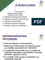 DISTROFIASMUSCULARES