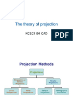 4- The Theory of Projection