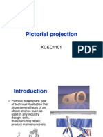 7- Pictorial Projection