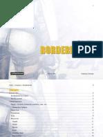 Disassembling Borderlands - Final - Harshal