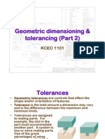 9b- Geometric Dimension Ing & Tolerancing (Part2)
