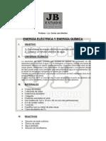 10. ENERGÍA ELÉCTRICA Y ENERGÍA QUÍMICA