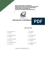 informe de exposicion de SOCIEDAD de LA informacion