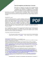 Plaintiff M70/2011 v Minister for Immigration and Citizenship