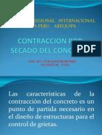 09 - JORGE IRURI - Contraccion Por Secado Concreto