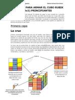 Tutorial Cubo Rubik Principiantes