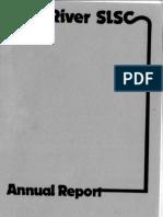 1984-85 Annual Report