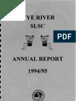 1994-95 Annual Report