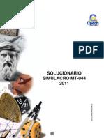 SOLUCIONARIO MT-044 2011 OK