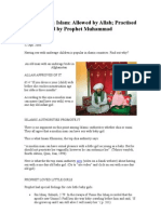 Pedophilia & Islam- Allowed by Allah Practised & Patronized by Prophet Muhammad