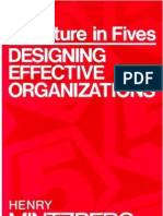 Designing Effective Orgnizations-Henry Mintzberg
