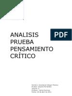 ANALISIS P.C