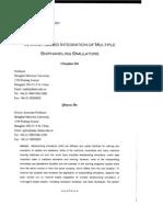 Internet Based Integration(Proc of AGA7)