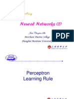 Neural Networks(2)
