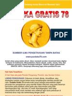 PG78 Joko Kisah Para Penipu Di Internet