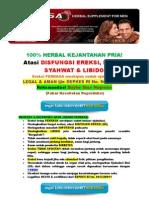 Viagra Indonesia Viagra Alami 100% Herbal