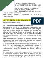 ConflictoUniversitario Chile