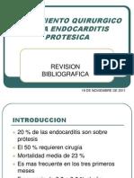 Tratamiento Quirurgico de La is Pretesica