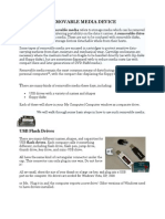 Chapter 8-Removable Media Device