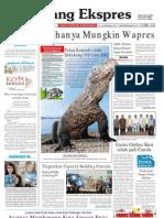 Koran Padang Ekspres | Minggu, 30 Oktober 2011