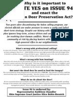 Deer Solon Insert #2
