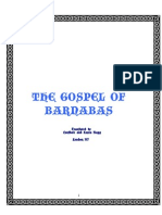 The Gospel of Bar Nab As